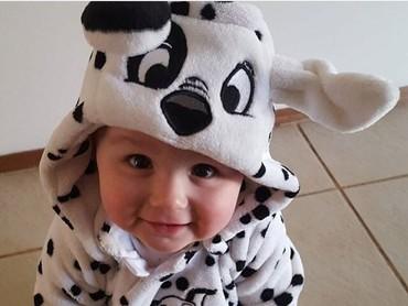 Halo semua aku Dalmatian yang ke 103 he he he (Foto: Instagram @gummow__x)