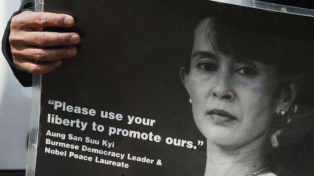 Krisis Rohingya, Mengapa Aung San Suu Kyi Tidak Beraksi?