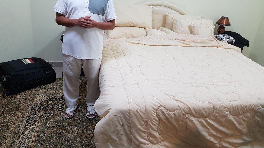 Cerita Menag Lukman Pilih Nginap di Kantor Haji Daripada Hotel