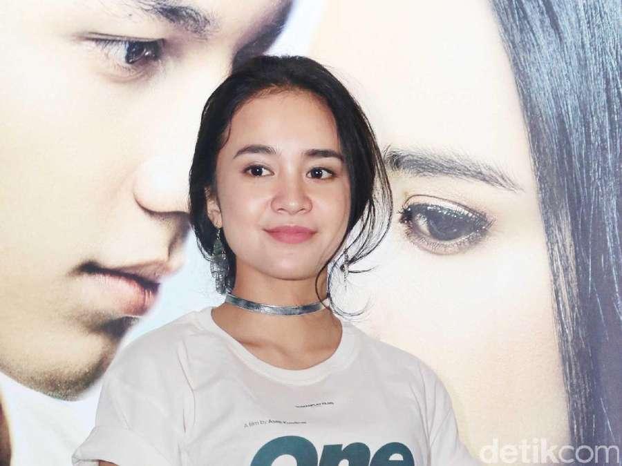Si Cantik Michelle Ziudith Bintangi  Film One Fine Day