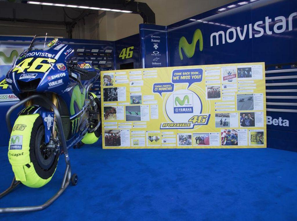 Begini Cara Logistik MotoGP Diangkut di Setiap Serinya