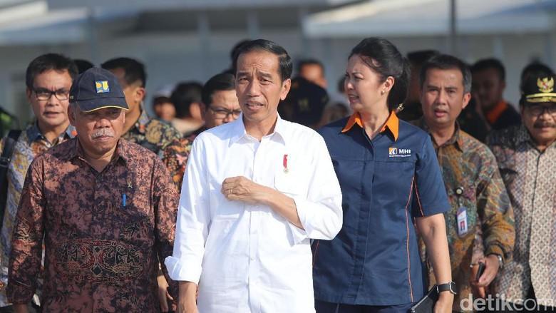 Bupati Mojokerto ke Jokowi: Tol Moker Harusnya Selesai dari Dulu