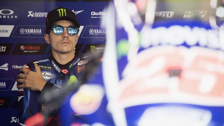 Vinales: Takkan Mudah Pangkas Jarak dengan Marquez