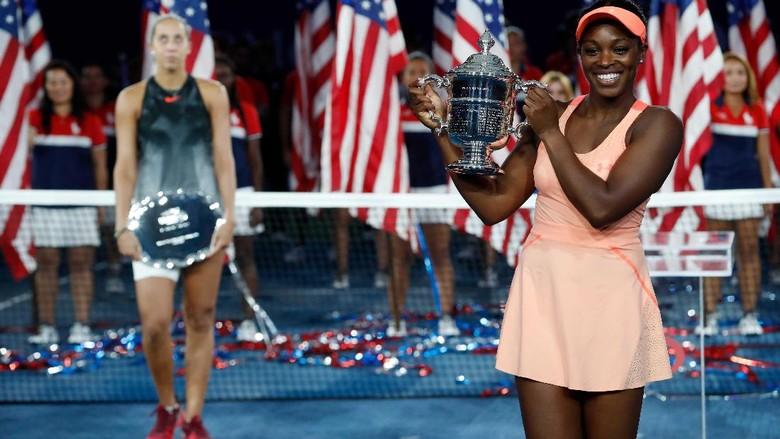Sloane Stephens Juara AS Terbuka 2017