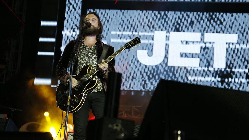 Jet Tertarik Masukan Unsur EDM di Lagunya