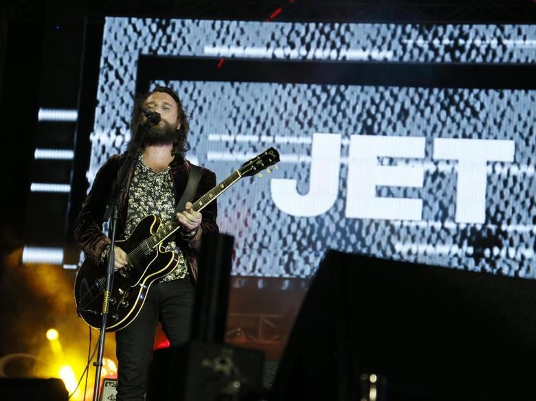 Jet Sukses Menggebrak Soundrenaline 2017