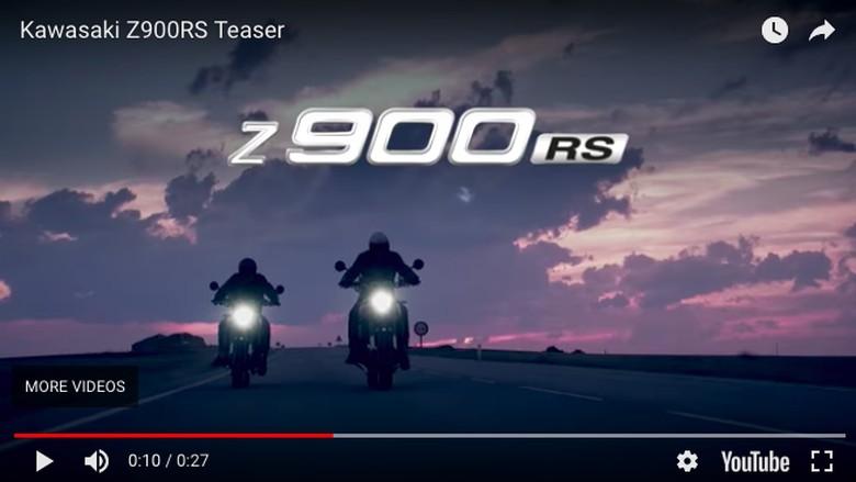 Asyik, Kawasaki Luncurkan Lagi Motor Klasik