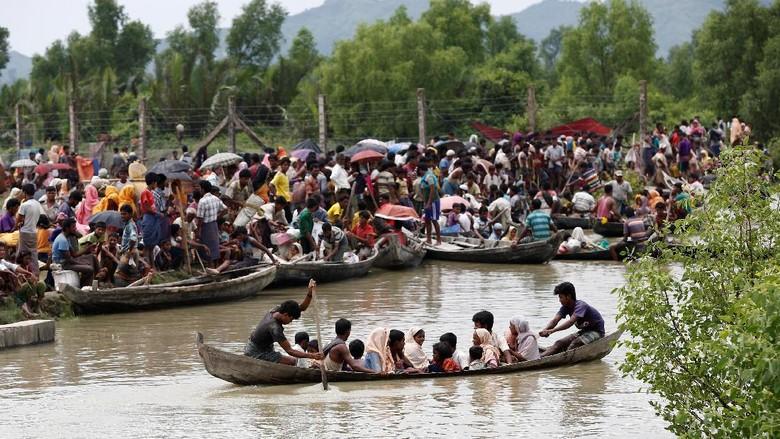Ditekan Soal Rohingya, Ini Kata Pemerintah Myanmar