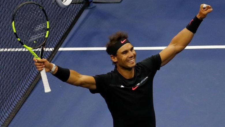 Nadal Juara AS Terbuka untuk Ketiga Kalinya