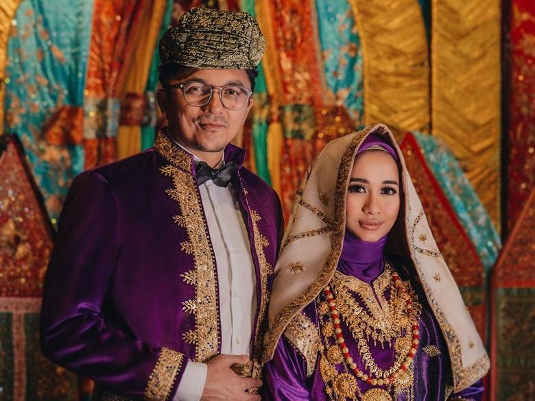Lusa Dipastikan Laudya Cynthia Bella Gelar Resepsi di Bandung
