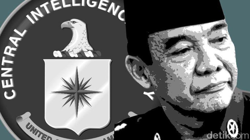 Tiga Modus CIA Ganggu Bung Karno: Agen Cantik sampai Film Porno