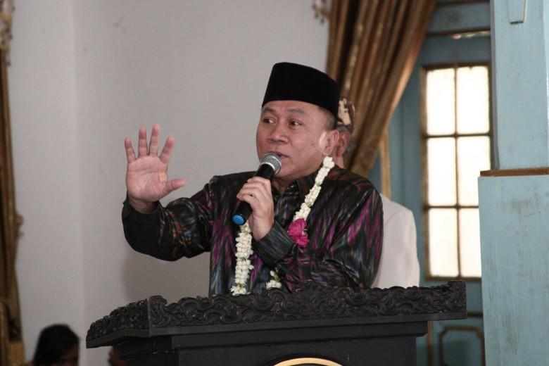 Kagumi Keraton Cirebon, Ketua MPR Ajak Semua Pihak Lestarikan Budaya