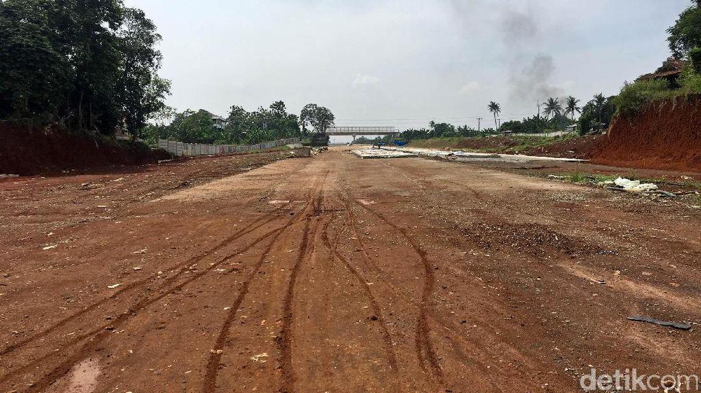 Tol Serang-Panimbang Mulai Operasi Bertahap di Awal 2019