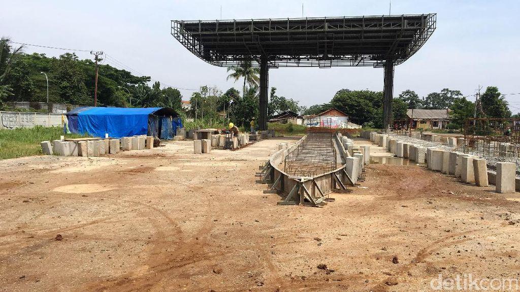 Dibangun Sejak 2013, Seksi 2 Tol Cijago Beroperasi Bulan Depan
