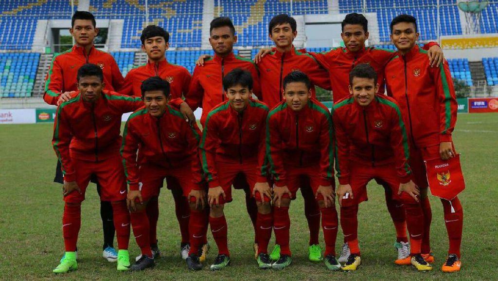 Ini 24 Pemain yang Dipanggil Indra Sjafri untuk Hadapi Kamboja
