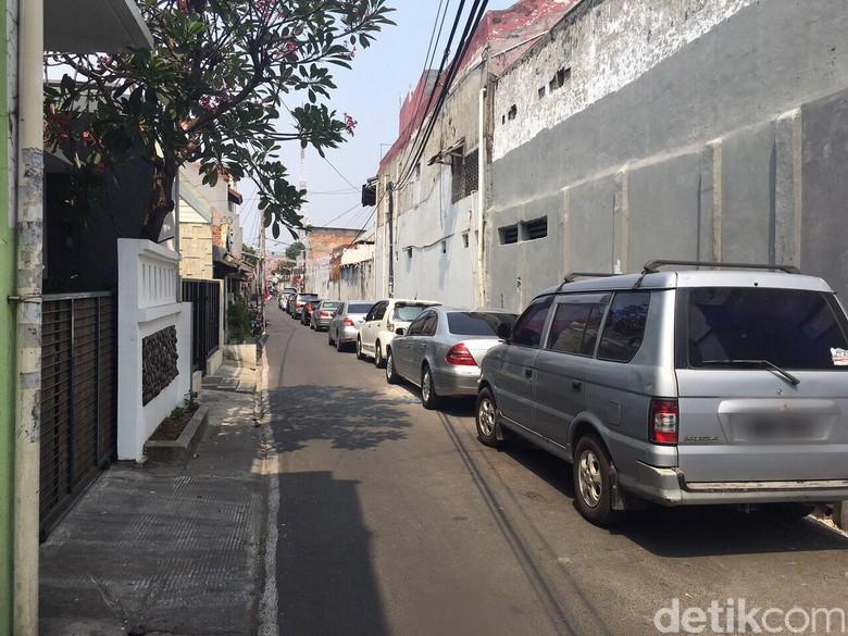 Dishub DKI Survei Kebiasaan Parkir Warga di Setiap Kecamatan