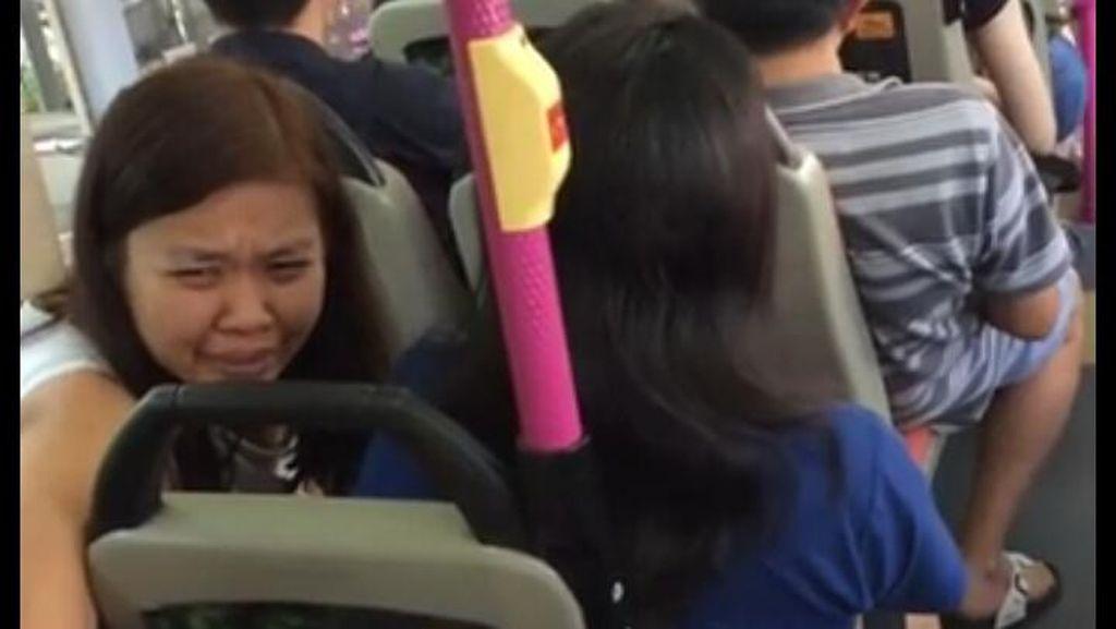 Punya Taktik Mengemis Unik, Wanita Singapura Ini Jadi Viral