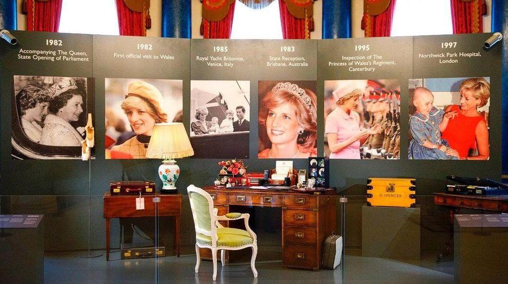 Barang Pribadi Putri Diana yang Jarang Diungkap ke Publik