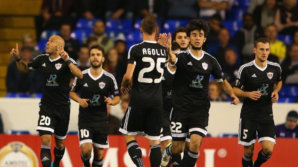 Qarabag, Dari Kota Hantu Azerbaijan ke Stamford Bridge yang Metropolis
