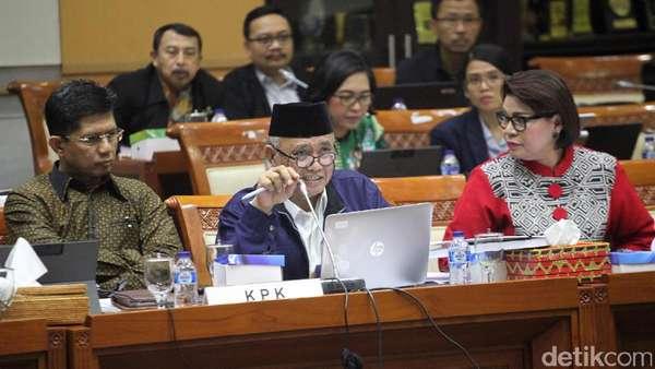 KPK Minta Maaf Tak Penuhi Panggilan Pansus: Kami Tunggu Putusan MK