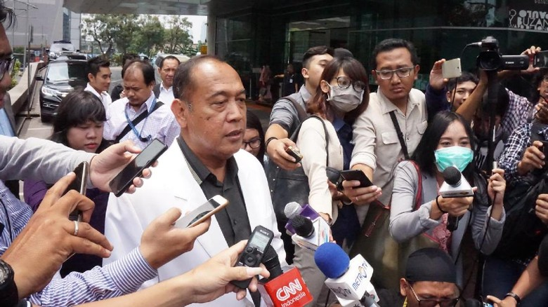 Cek ke RS Siloam, Tim Dokter DPR: Novanto Vertigo Setelah Pingpong