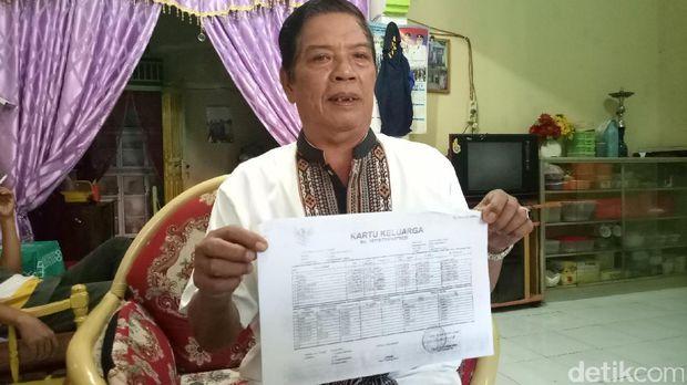 Rumah Penghina Ibu Negara Ditinggal Kosong di Palembang