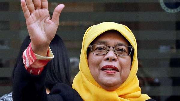 Jadi Presiden Wanita Pertama Singapura, Halimah Dulunya Ratu Bolos