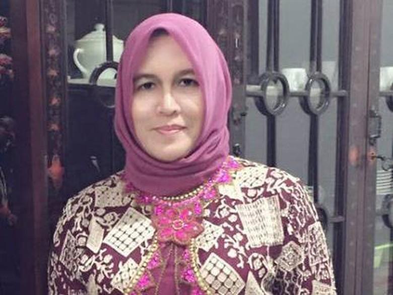 Polisi: Nama Asma Dewi Ada di Struktur Saracen