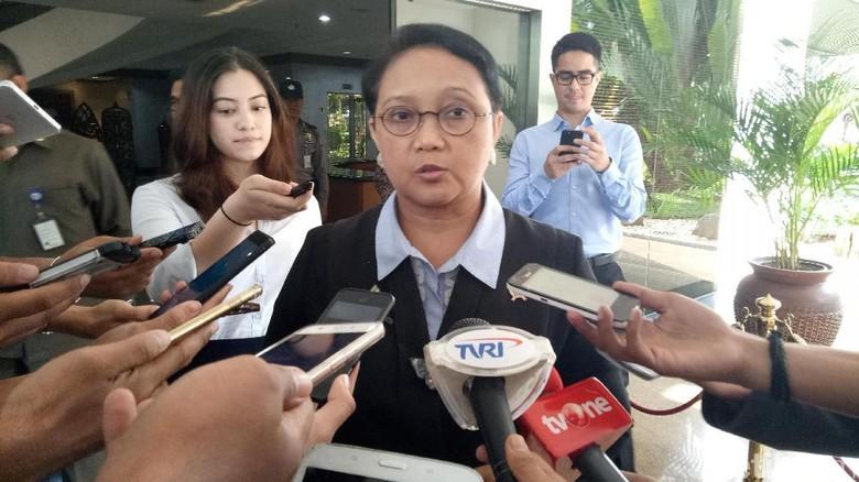 Kecelakaan Bus Maut di Menlu - Jakarta Menteri Luar Negeri RI Retno LP Marsudi menyebut saat ini ada WNI yang masih kritis di rumah