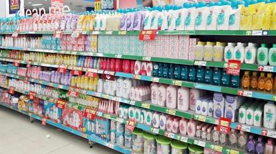 Ada Harga Spesial Sabun dan Sampo Anak di Transmart Carrefour