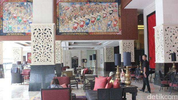 Koleksi Lukisan Nyoman Gunarsa, Trans Resort Bali Gelar Penghormatan