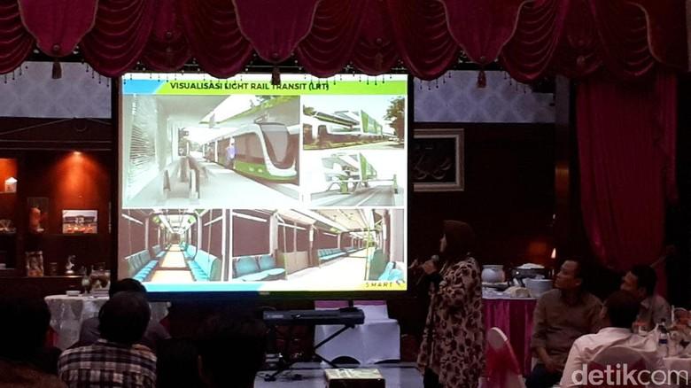 Batal Dibiayai APBN, Proyek Trem Surabaya akan Ditenderkan
