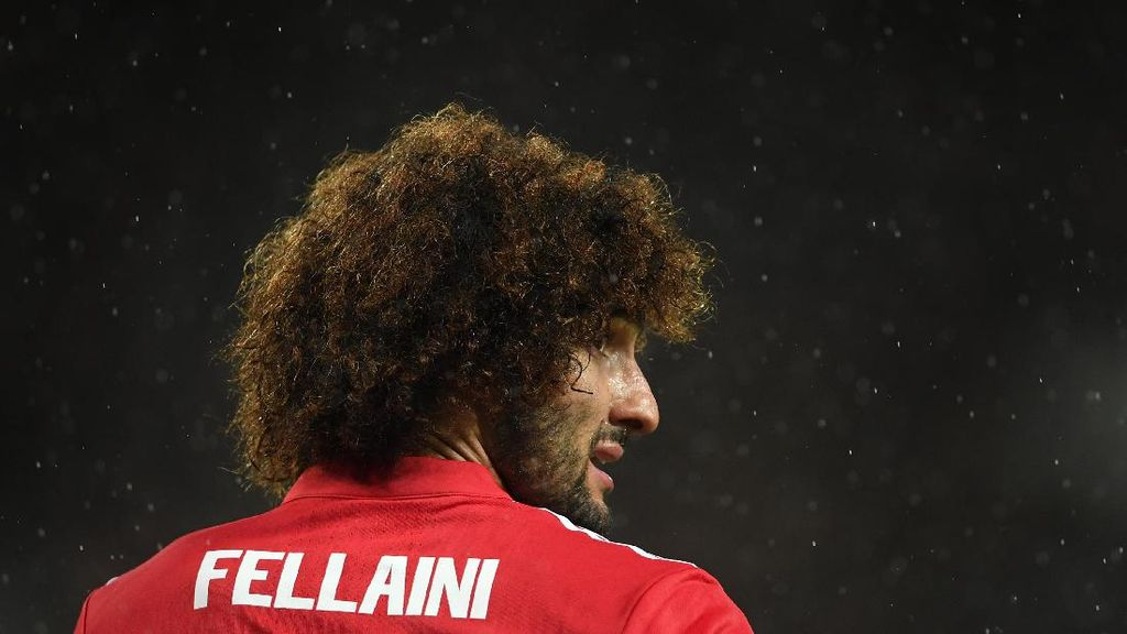 Besiktas Tak Tertarik Fellaini