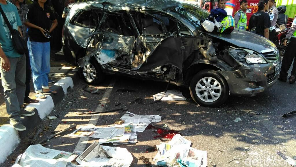 Miris, Tiap Jamnya 3 Nyawa Hilang Akibat Kecelakaan