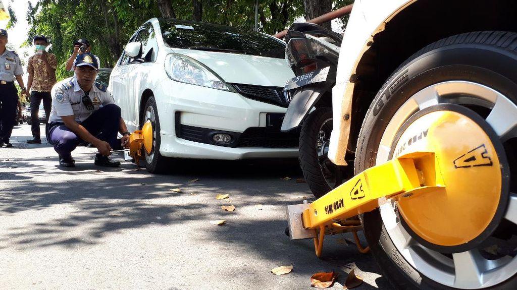 Dishub Tambah Zona Kawasan untuk Tertibkan Parkir di Jalan