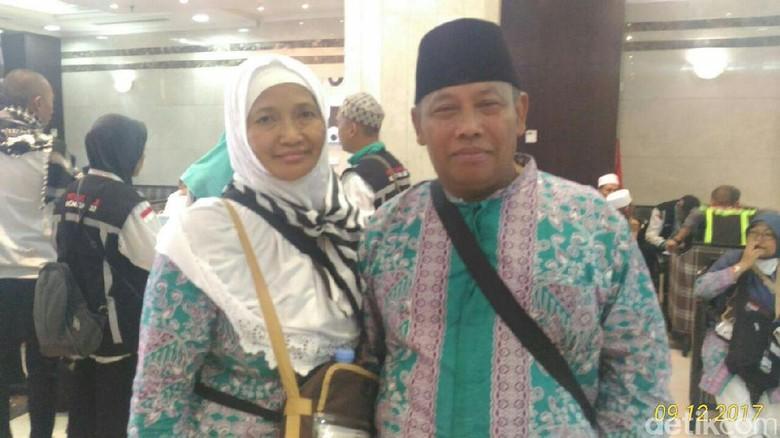 Janji Petani Lukman 34 Tahun Silam ke Istri yang Terwujud Tahun ini