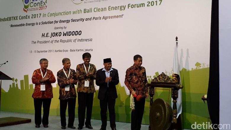Jonan: Dalam 10 Bulan Sudah Ada 700 MW Energi Terbarukan