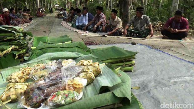 Ritual Tolak Bala dari Purworejo