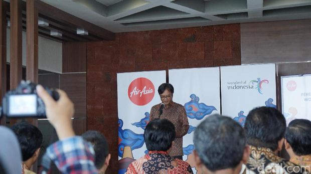 CEO AirAsia Indonesia, Dendy Kurniawan (Masaul/detikTravel)