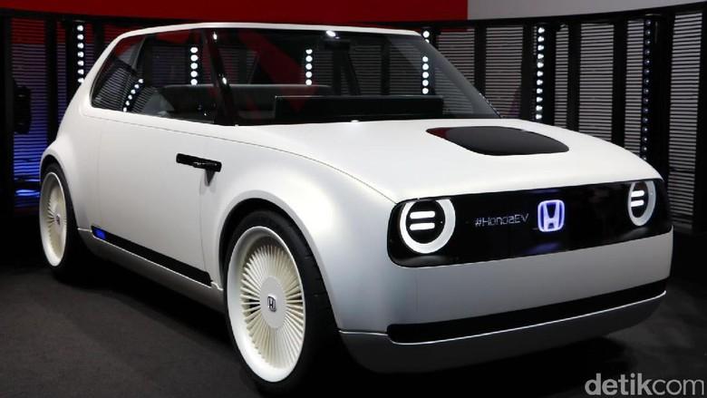 Fast Charging Honda di 2022 Cukup 15 Menit Isi Baterai Mobil Listrik