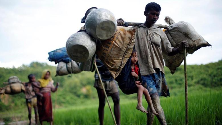 Al-Qaeda Ancam Myanmar Akan Dapat Hukuman Atas Kejahatannya