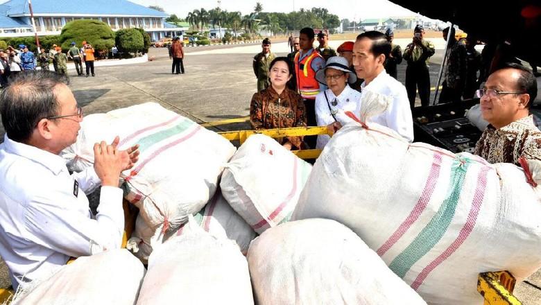 Jokowi: Cuma Kecaman Tak akan Selesaikan Persoalan Rohingya
