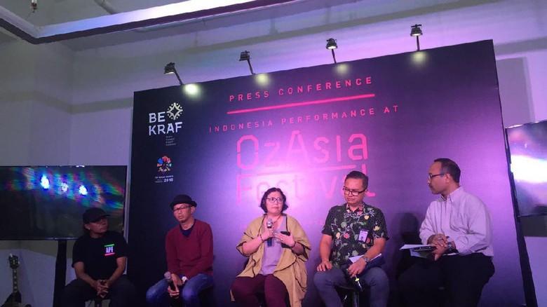 Jecko Siompo hingga Animal Pop Family Hadir di OzAsia Festival 2017