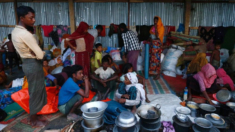 Dukung Myanmar Soal Rohingya, China: Itu Cuma Masalah Dalam Negeri