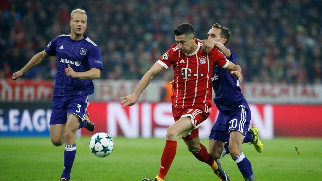 Bayern Libas 10 Pemain Anderlecht 3-0