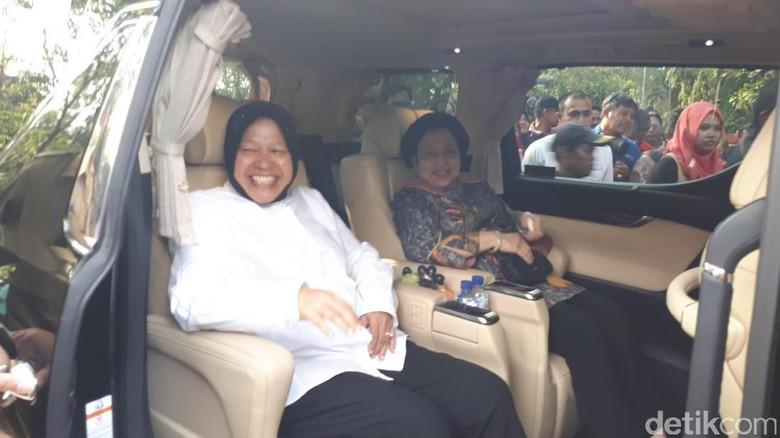 Risma Sepakat dengan Megawati, Pilkada Bukan Kalah Menang