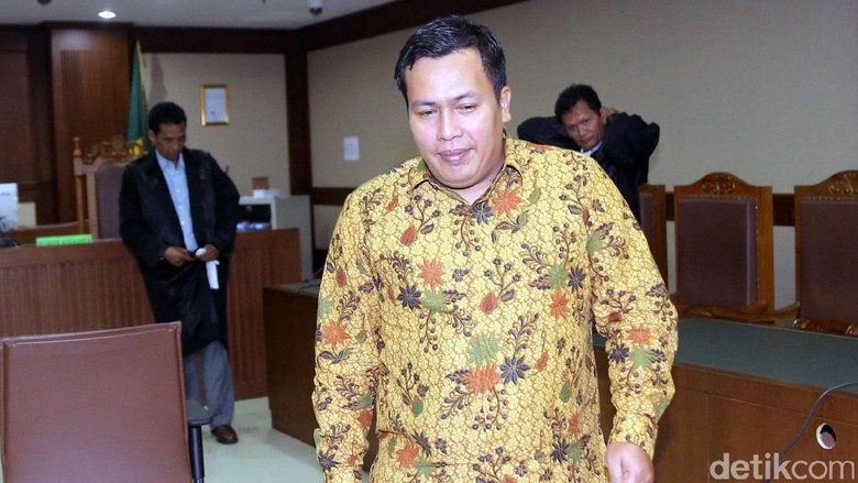 Marisi Matondang Dihukum 3 Tahun Penjara