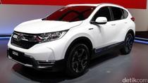 Belum Bawa Mobil Listrik ke Indonesia, Ini Kata Honda