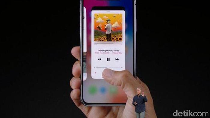 Foto: iPhone X