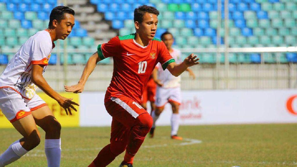 Garuda Muda Lolos Semifinal AFF, Jokowi: Harapan Rakyat Bisa Jadi Juara